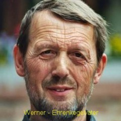 Ehrenkegelvater  - Werner